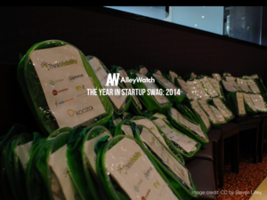 The Year in Startup Swag: 2014