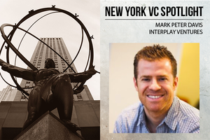 A New York VC Spotlight: Mark Peter Davis