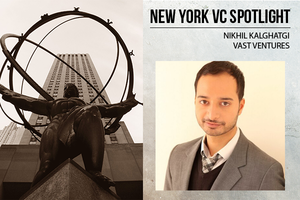 New York VC Spotlight: Nikhil Kalghatgi