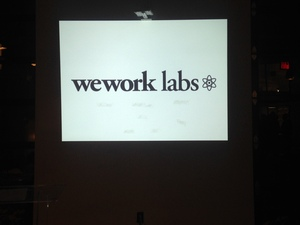 This is What You Missed at WeWork Demo Day