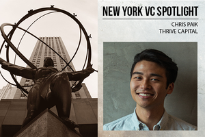 A New York VC Spotlight: Chris Paik