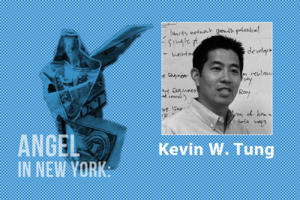 An Angel in New York: Kevin Tung