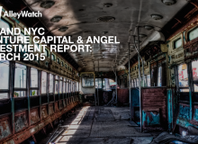 AlleyWatch March 2015 New York and US Venture Capital & Angel Investment Report.001