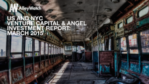 The March 2015 NYC Venture Capital and Angel Funding Report