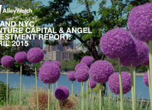 AlleyWatch April 2015 New York and US Venture Capital & Angel Investment Report.001
