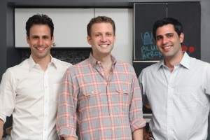 Blue Apron Co-Founders