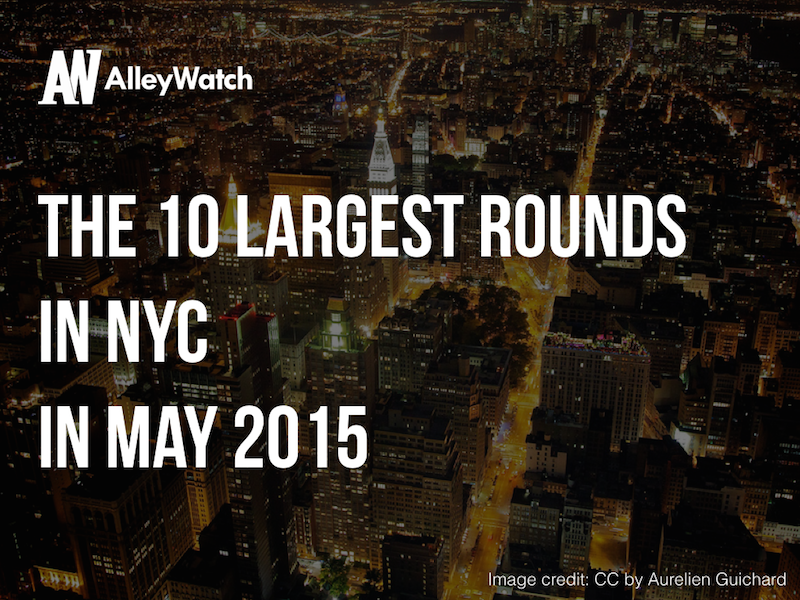 THE 10 LARGEST ROUNDS IN NYC IN MAY 2015.001