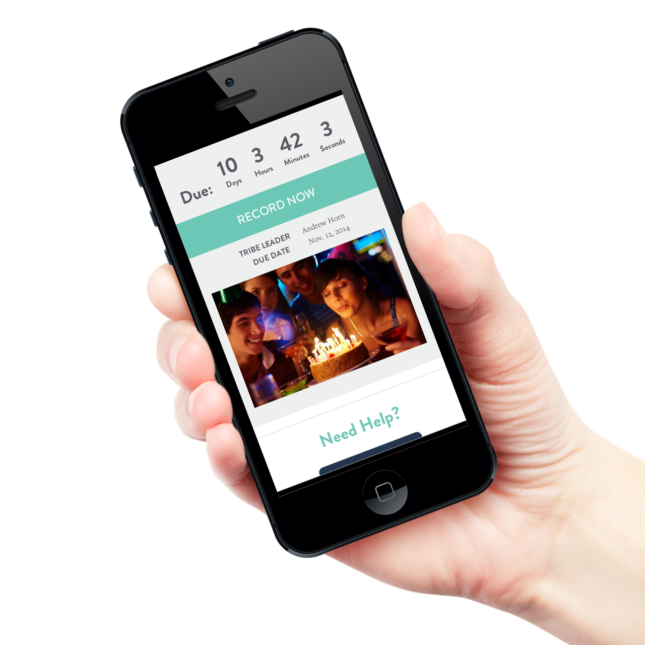 3. Mobile - Film and submit video
