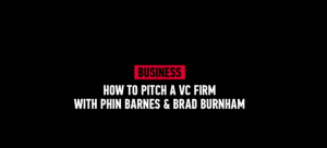 9 Mechanics for a Successful Pitch to a VC Firm