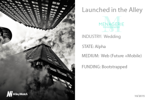 This NYC Startup Makes Your Dream Wedding Possible