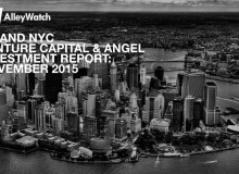 AlleyWatch November 2015 New York and US Venture Capital & Angel Investment Report.001