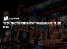 NYC Advertising Startups Most Capital 2015.002