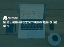 NYC Ecommerce Startups Most Capital 2015.002