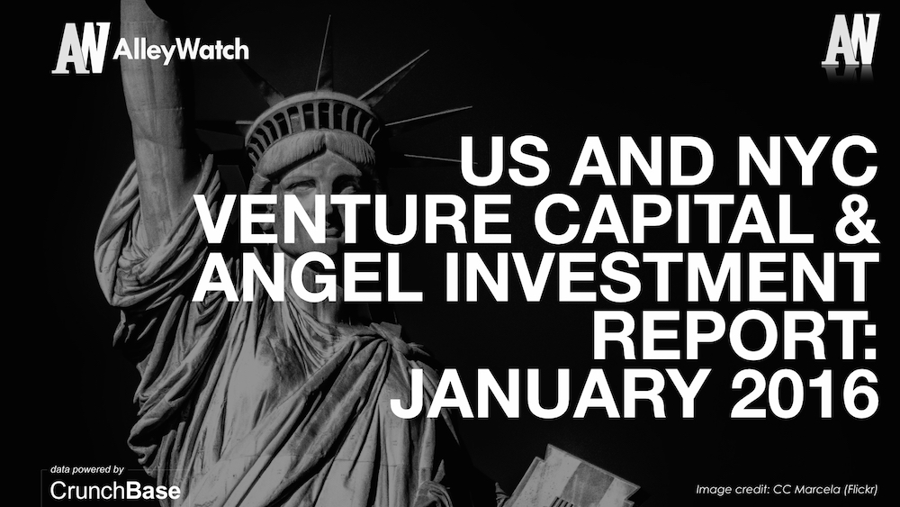 AlleyWatch January 2016 New York and US Venture Capital & Angel Investment Report.002