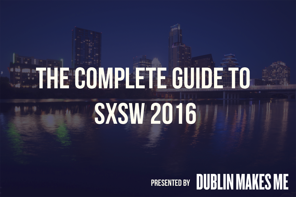 complete guide to sxsw 2016