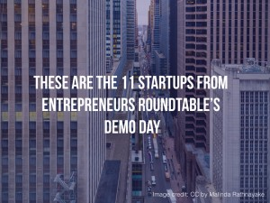 Which of These 11 Startups Shined At ER Accelerator's Demo Day