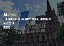 10 nyc startups raised amount capital may.002
