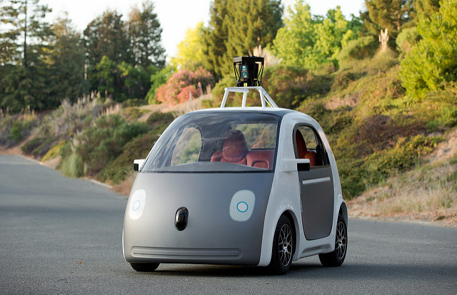 Self-driving Car Photo_HL