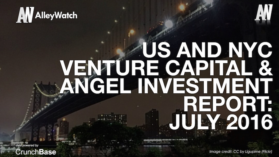 AlleyWatch July 2016 New York and US Venture Capital & Angel Investment Analysis.002