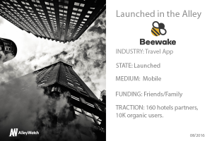 NYC Startup Beewake is Tapping into This Market to Create Work Spaces Everywhere