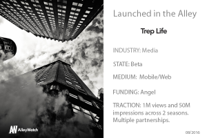 NYC Startup Trep Life Helps Reaffirm That There Are No Boundaries