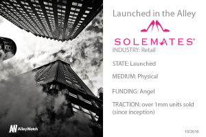 This NYC Startup Wants to Save Your Sole