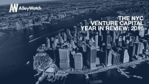 The NYC Venture Capital Year in Review: 2016