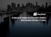 An Analysis of Funding and Exits for NYC Founders Based on Where They Went to School.002