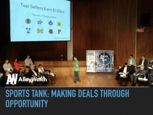 Sports Tank: Making Deals through Opportunity