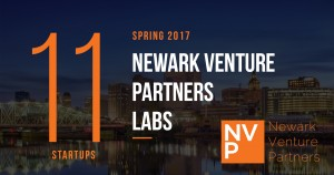 These 11 Startups Hit The Stage at Newark Ventures Partners Labs Demo Day
