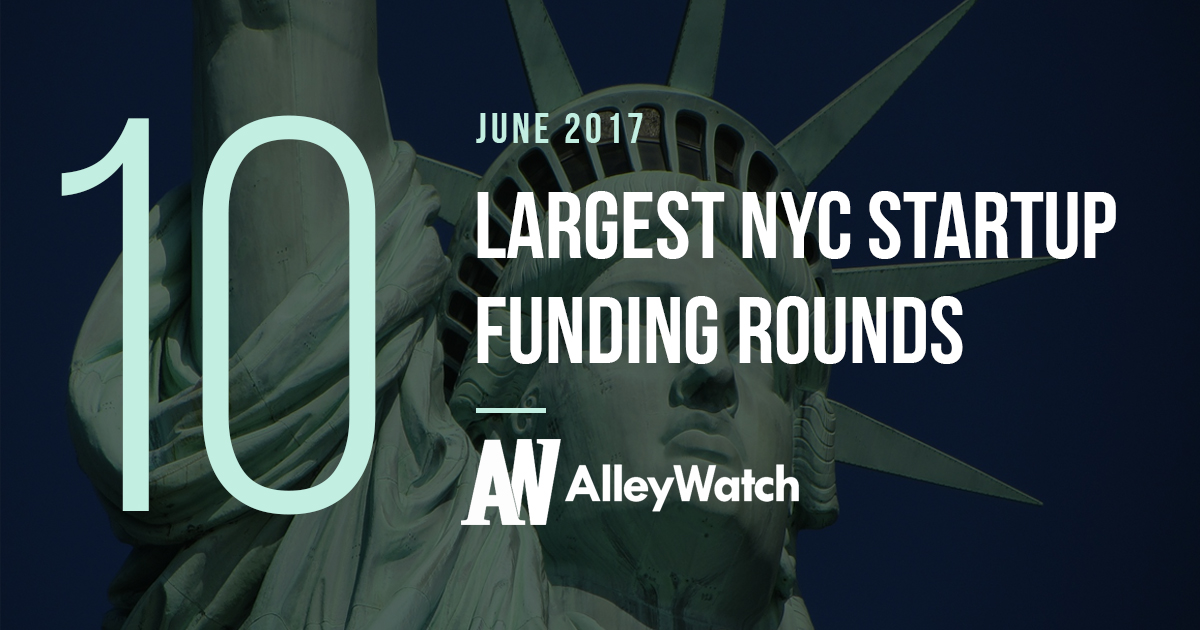 NYC top 10 june 2017