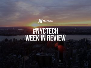 #NYCtech Week in Review: 9/3/17 – 9/9/17