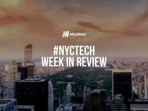 #NYCtech Week in Review: 11/12/17 – 11/18/17