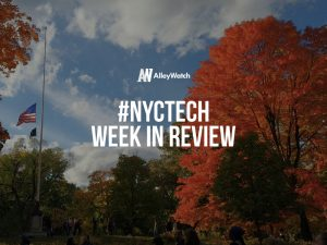 #NYCtech Week in Review: 11/19/17 – 11/25/17