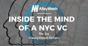 Inside the Mind of a New York VC: Ben Sun of Primary Venture Partners