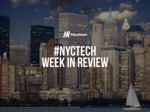 #NYCtech Week in Review: 12/10/17 – 12/16/17