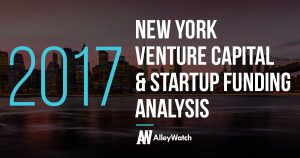 The AlleyWatch 2017 New York Venture Capital Funding Analysis