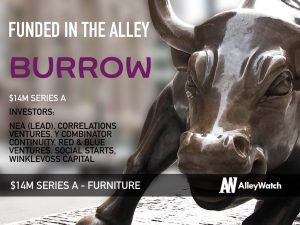 Burrow Raises Another $14M in Record Time to Revolutionize How We Buy Couches