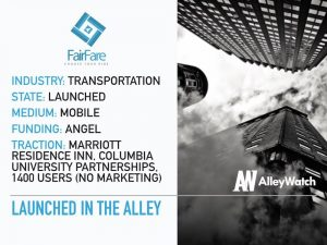 FairFare is the Last Ride Sharing App You Will Ever Download