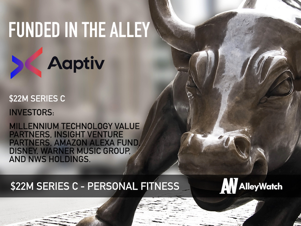 Aaptiv Raises $22M to Fix The Most Common Mistake You Make While Working Out