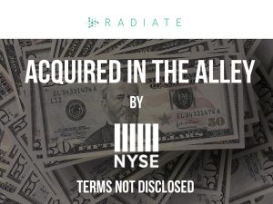 NYSE Acquires Micro Video Lesson Platform Radiate