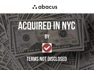 Expense Management Platform Abacus Acquired by Certify