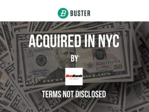 Buster Acquired by Busbank