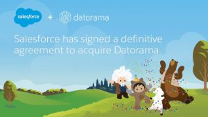 Marketing Intelligence Platform Datorama Acquired by Salesforce for More Than $800M