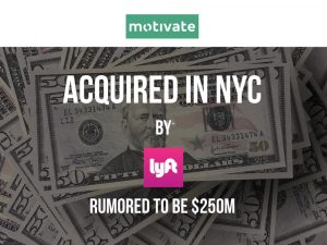 Motivate, the Company Behind Citi Bike, Acquired by Lyft for a Rumored $250M
