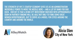 The City of New York is Investing $10M in VC Firms to Support Female Entrepreneurs