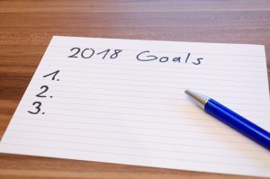 Setting New Year's Resolutions as an Entrepreneur in 2018