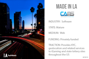 Made in LA: CAMS