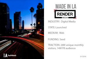 This LA Startup is Competing with Vice and Buzzfeed as a Digital Media Outlet
