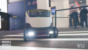 Could This Delivery Robot Be Your New Postman?